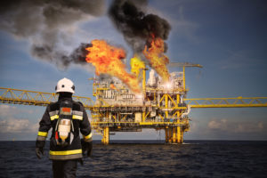 Gas Explosion Hazards, Fire Detection and Protection Systems Design for Oil & Gas